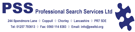 Professional Search Services Limited
